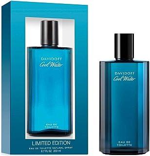 Cool Water Limited Edition by Davidoff for Men - Eau de Toilette, 200ml