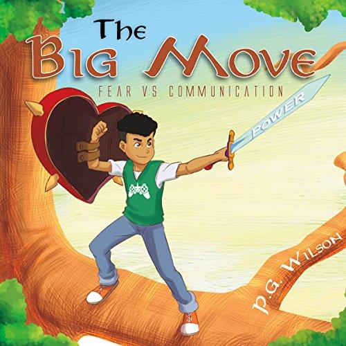 The Big Move audiobook cover art