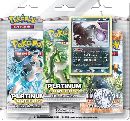 platinum arceus card - 3