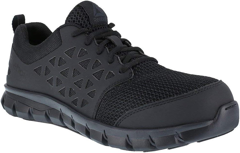 Warson Men's RB4039 Sublite Cushion Work CT- Black - Footwear  Men's