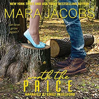 Worth the Price     The Worth Series, Book 5 - A Copper Country Romance              Written by:                                                                                                                                 Mara Jacobs                               Narrated by:                                                                                                                                 Emily Beresford                      Length: 6 hrs and 48 mins     Not rated yet     Overall 0.0