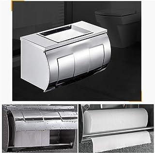 BNASA Coque en Bois Rond Bureau Bo/îte /à mouchoirs Serviette en Papier Support pour Home Office-White