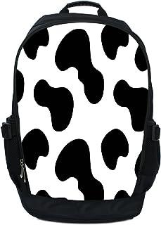 Luxburg–Funda de Piel Mochila/Mochila para Ordenador portátil de 17Pulgadas Vaca–