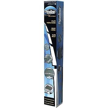 Set of 12 Dynamat 10648 18 x 32 Self-Adhesive Sound Deadener with Superlite Bulk Pack,