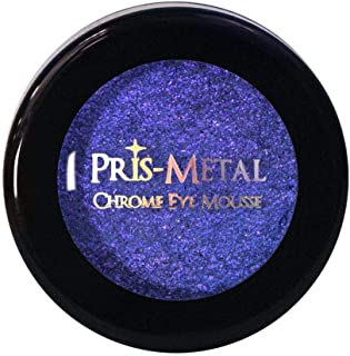 J. CAT BEAUTY Pris-Metal Chrome Eye Mousse - Poppin Lockin