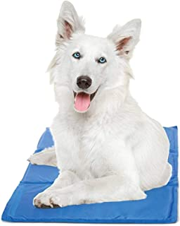 Chillz Cooling Mat For Dogs - Pressure Activated Gel Dog Cooling Mat - No Need to Freeze Or Refrigerate This Cool Pet Pad - Keep Your Pet Cool, Use Indoors, Outdoors or in the Car
