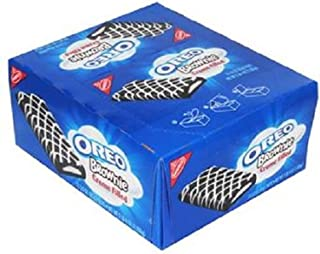 Product Of Nabisco, Oreo Brownies Creme Filled, Count 12 (3 oz) - Cookie & Cracker / Grab Varieties & Flavors