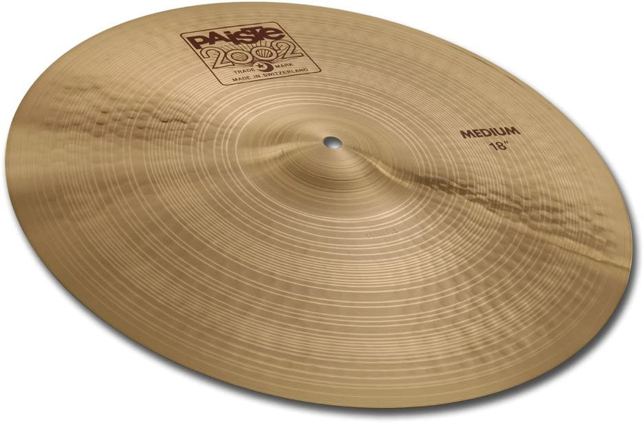 Sales of SALE items from new works Paiste 2002 Classic Cymbal 18-inch Medium Crash Cheap