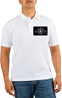 Golf Shirt Cowgirl Country Wild and Untamed
