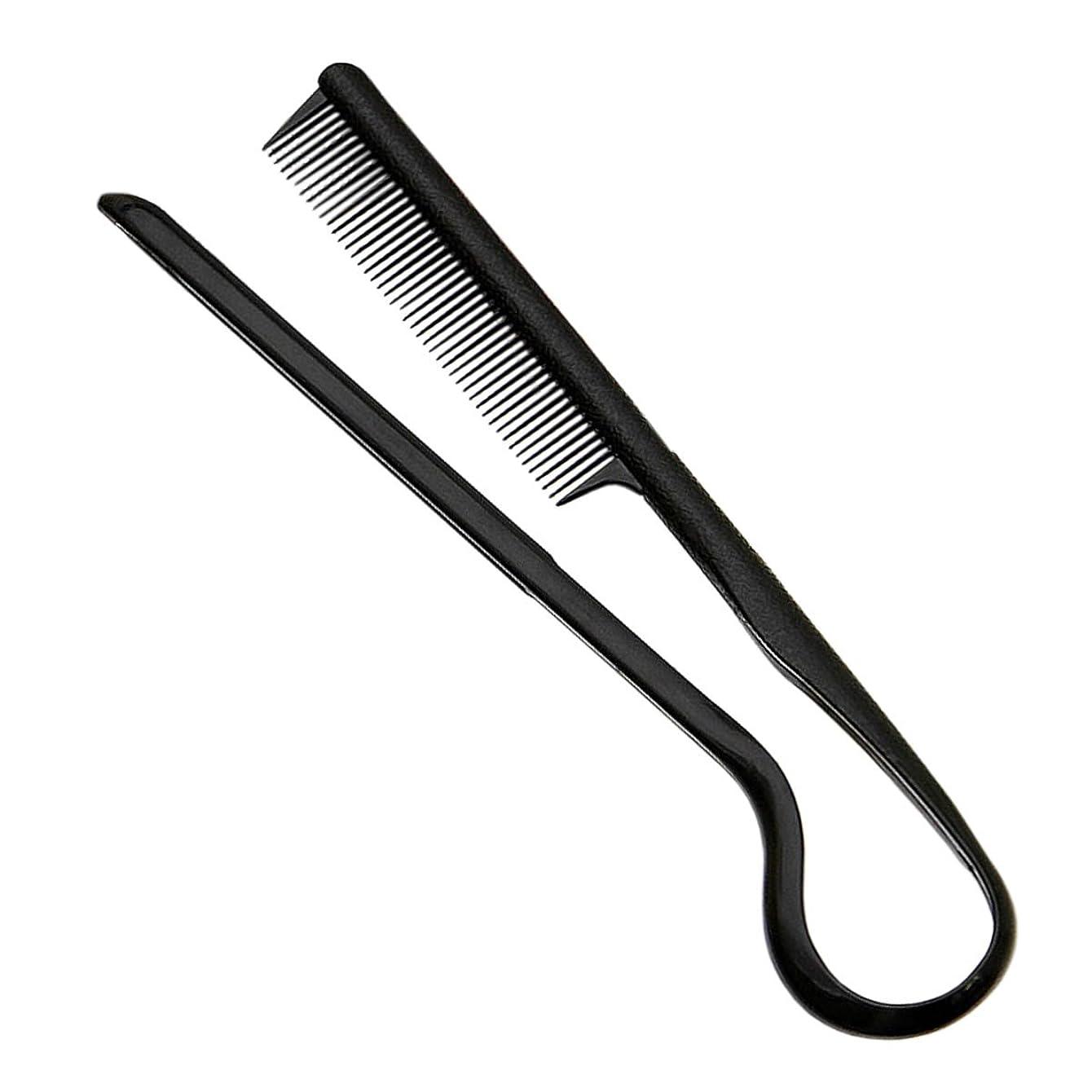 持続的発音スリーブZooooM 挟める ストレート クシ スタイリング ヘアー サロン 髪 の 毛 ブラッシング 美容院 お洒落 オシャレ ロング セミ ショート まっすぐ ブラシ 便利 アイロン ドライヤー 散髪 カット セット おもしろ 面白 ZM-HASAKUSI
