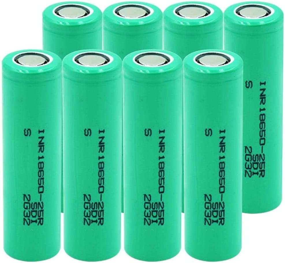 20th Ultra-Cheap Deals Discharge It is very popular Current INR 18650 Batteries Spare 25R Lithium-ion