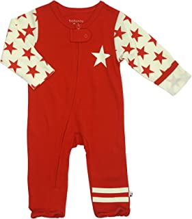 Best red footed pajamas baby Reviews