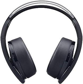 سماعات بلانتيوم بتصميم لا سلكي لاجهزة بلاي ستيشن 4 من سوني