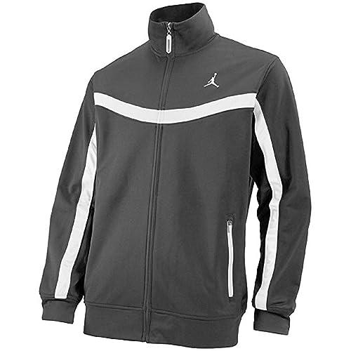 8874690571d2bb Nike Men s Jordan Warm-Up Jacket 509155-060 at Amazon Men s Clothing store