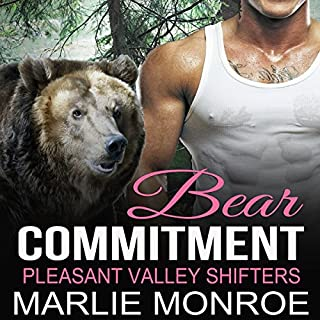 Bear Commitment audiobook cover art