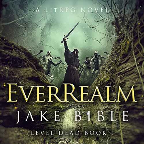 EverRealm: A LitRPG Novel cover art