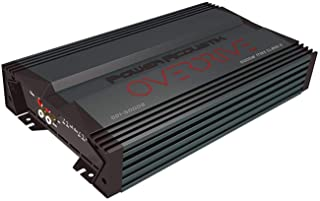 Power Acoustik OD1-5000D Overdrive Series 5000 Watts Max 1 Ohm Mosfet Power Supply Class D Car Audio Monoblock Amplifier, ... photo