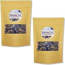 バタフライピー 蝶豆花 2袋(30g×2) ButterflyPea ハーブティー アンチャン 青いお茶 無添加