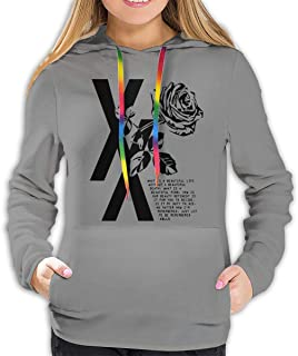 Women 3D Hamilton an American Musical Pullover Hoodie Fashion Hooded Sweatshirt with Pockets