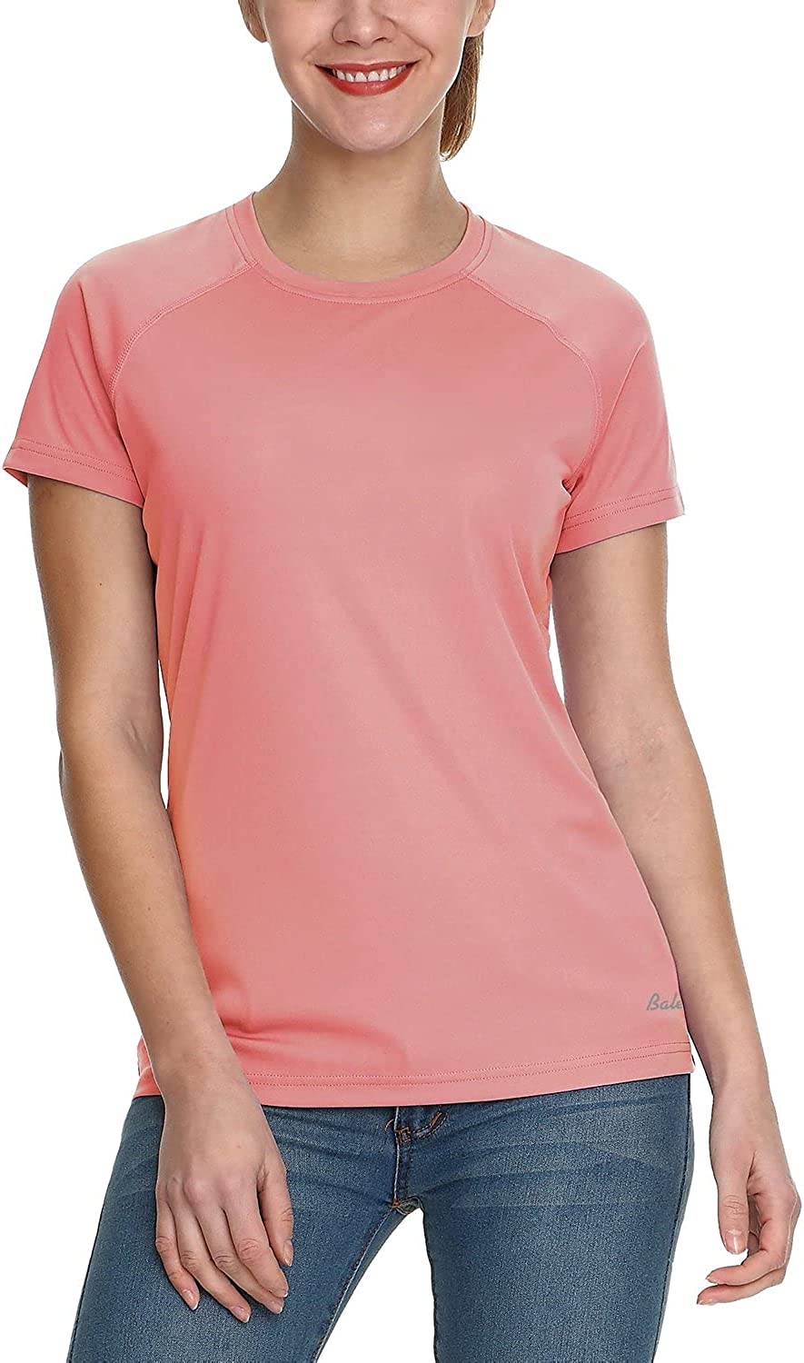 Sales of SALE items from new works BALEAF Women's Short Sleeve Shirts UPF T-S 50+ UV Protection Max 87% OFF Sun