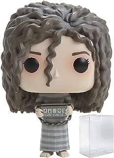 HARRY POTTER - Bellatrix Lestrange in Azkaban #29 (Hot Topic Exclusive) Funko Pop! Vinyl Figure (Includes Compatible Pop Box Protector Case)