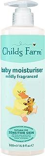 Childs Farm Baby Moisturiser, Mildly Fragranced, 500ml