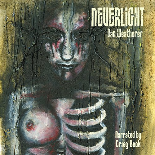 Neverlight audiobook cover art