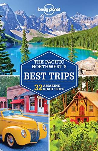 Pacific West United States Travel Books