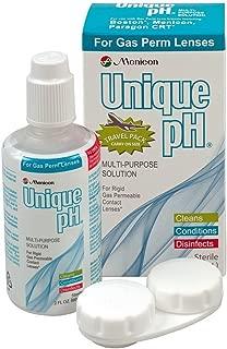 Unique pH Travel Pack- Multipurpose Solution for Gas Permeable Contact Lenses -2 Fluid Ounces
