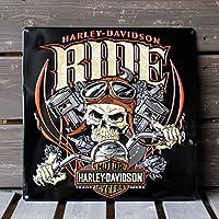 なまけ者雑貨屋 お店・ガレージ・お部屋のインテリアに!ハーレーダビッドソン 「H-D Ride Bone」#2010961 HARLEY-DAVIDSON