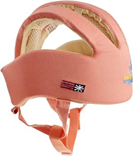 Dolity Baby Adjustable Safety Helmet Children Headguard Toddler Protective Harnesses Cap - Orange #B