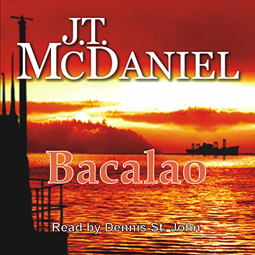 Bacalao audiobook cover art