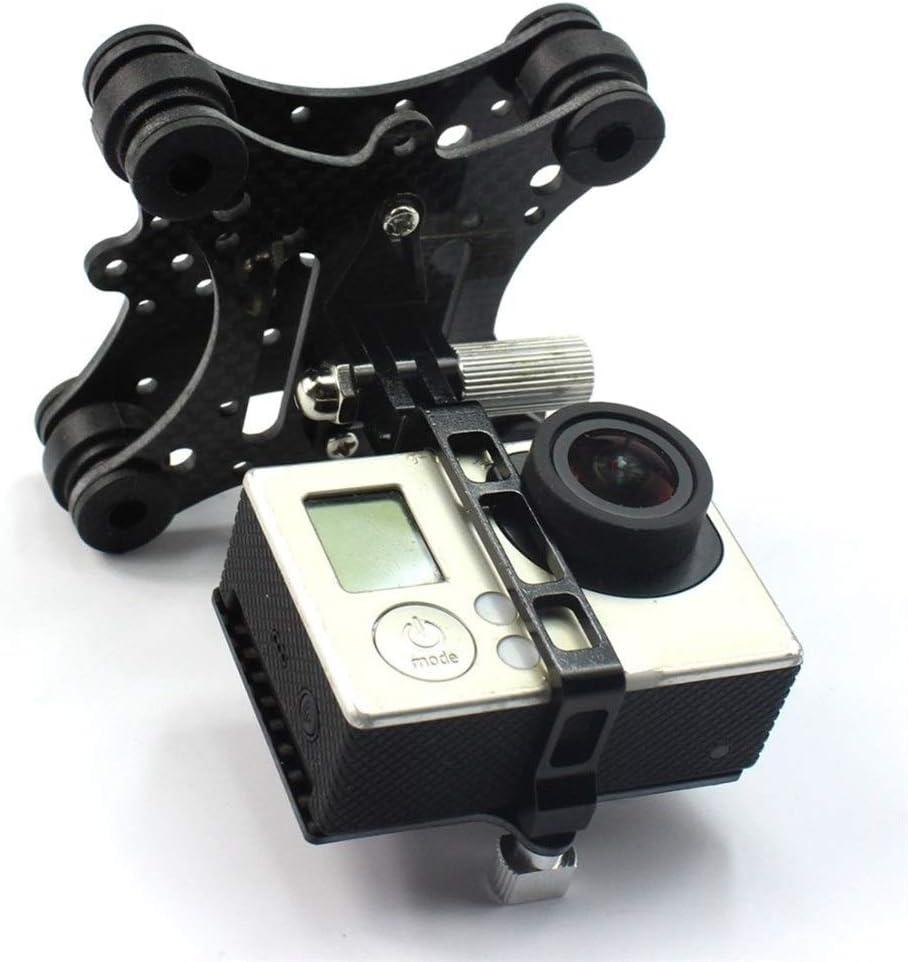 Popular Mail order standard XIAOMINDIAN Carbon Fiber Camera Gimbal PTZ Mount Damping FPV for