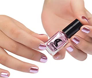 stainless steel mirror nail polish
