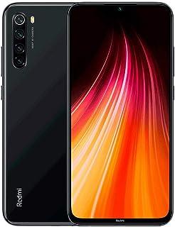 هاتف شاومي ريدمي نوت 8 ثنائي شرائح الاتصال، رام 4 جيجا، الجيل الرابع ال تي اي، فضي 6.3 inches M1908C3JGN-64