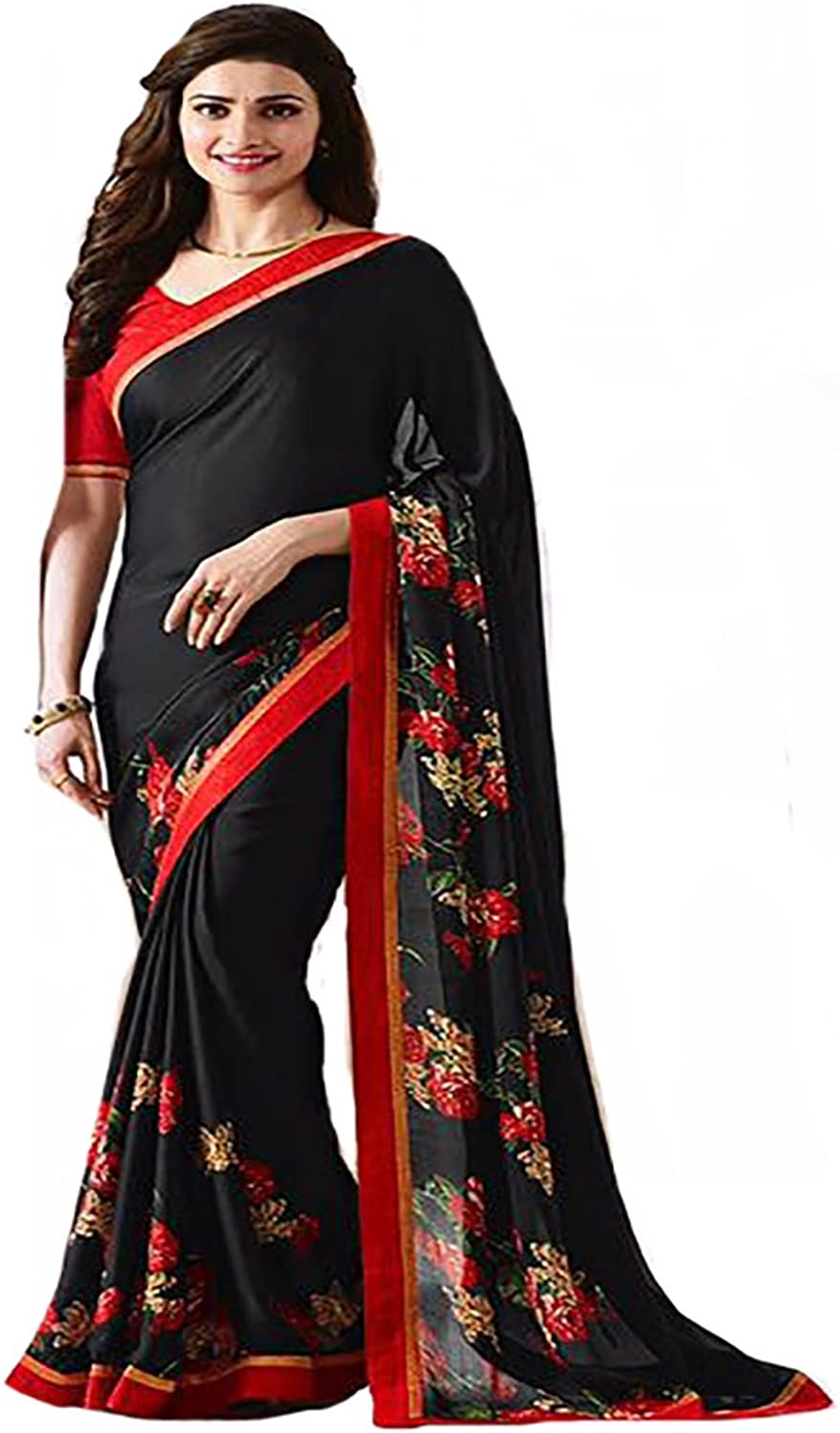 Ethnic Party wear Saree Sari Wedding Ceremony Collection Formal Printed