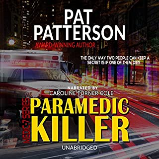 Paramedic Killer audiobook cover art