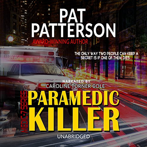 Paramedic Killer audiobook cover art