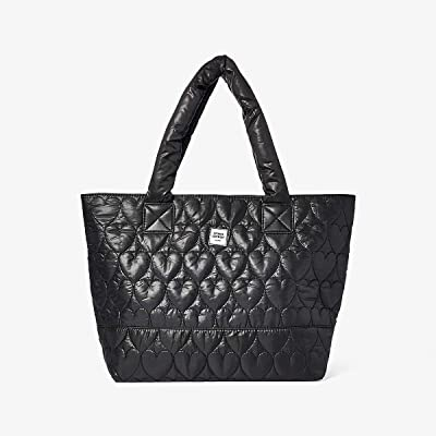 Opening Ceremony Quilted Medium Chinatown Tote (Black) Handbags