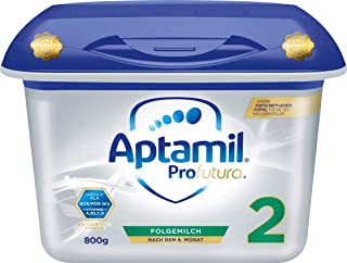 Aptamil德国爱他美 白金版 婴幼儿配方奶粉 2段(6个月以上) 800g/罐