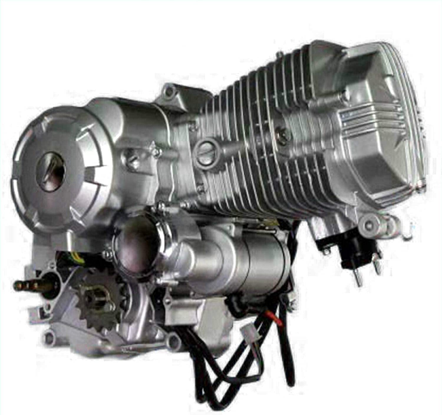 200cc OFFicial store 250cc CG250 Engine Motor 4-Stroke Single ATV Max 41% OFF Cool Air Cyl
