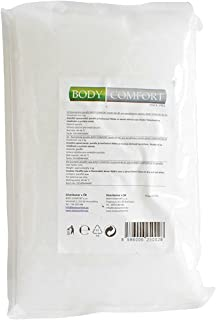 Cera de parafina cosmética Body Comfort BC 02aprox. 1kg: médicamente probado cosméticos + atención de la salud de cera con más bajo punto de fusión en el mercado 44–46grados Celsius,