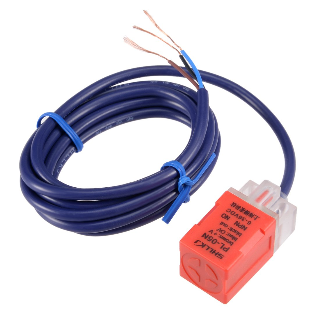 uxcell 5mm Inductive Product Proximity Sensor Detector DC NPN Switch NO Recommendation