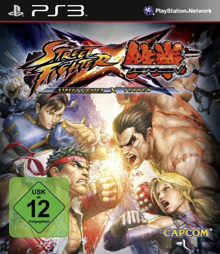 Street Fighter X Tekken [Importación alemana]