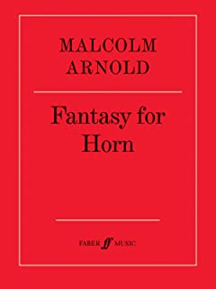 Fantasy for Horn by Malcolm Arnold (15-Oct-1998) Paperback