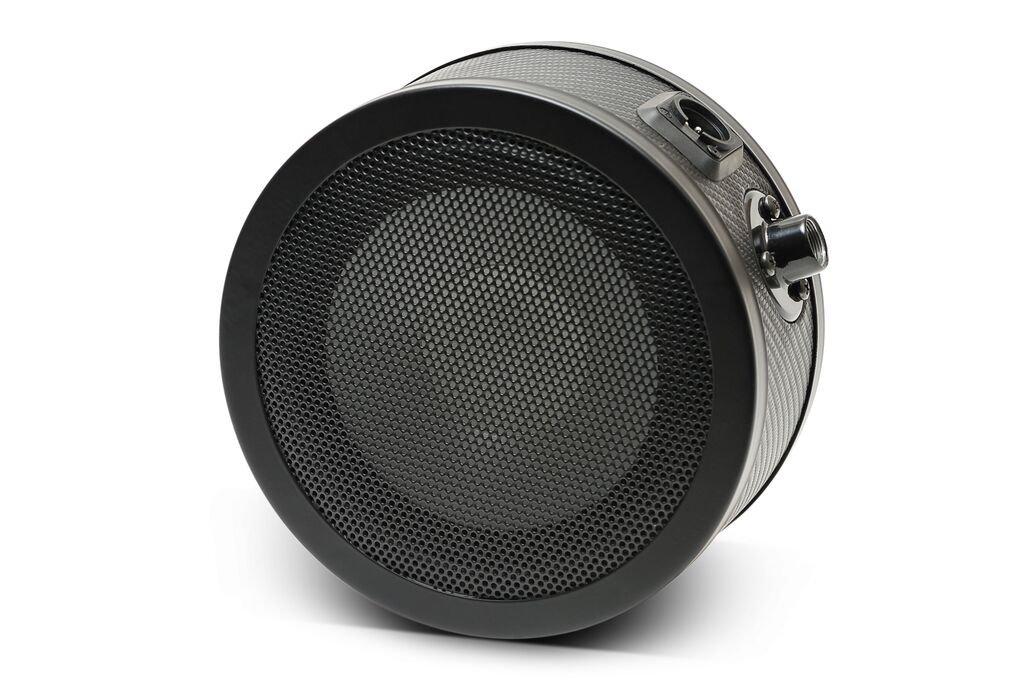 SOLOMON MiCS LoFReQ Microphone Black