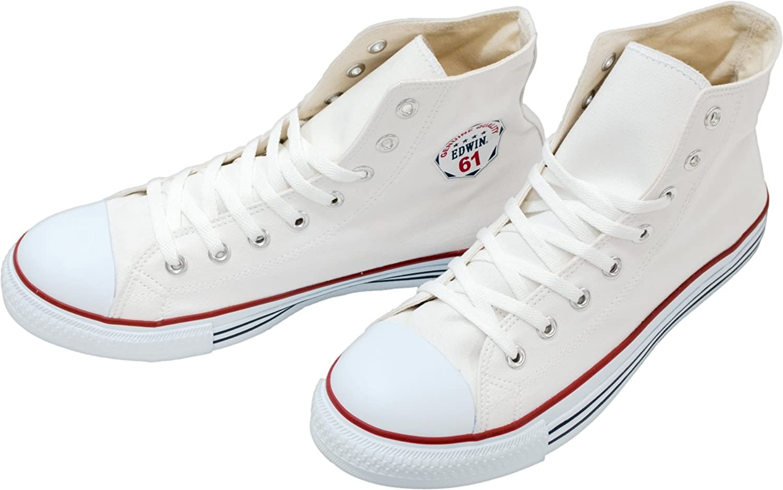 教室実行不条理[エドウイン] 安全 靴 安全 シューズ キャンバス スニーカー セーフティーシューズ レディース メンズ ESM1620