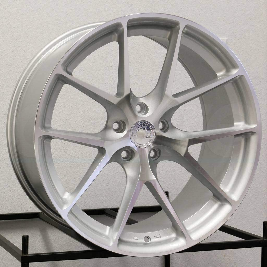 AodHan Dual Phase Forged Gorgeous AFF7: Oklahoma City Mall Bolt 5x114.3 pattern Wheel 20x9