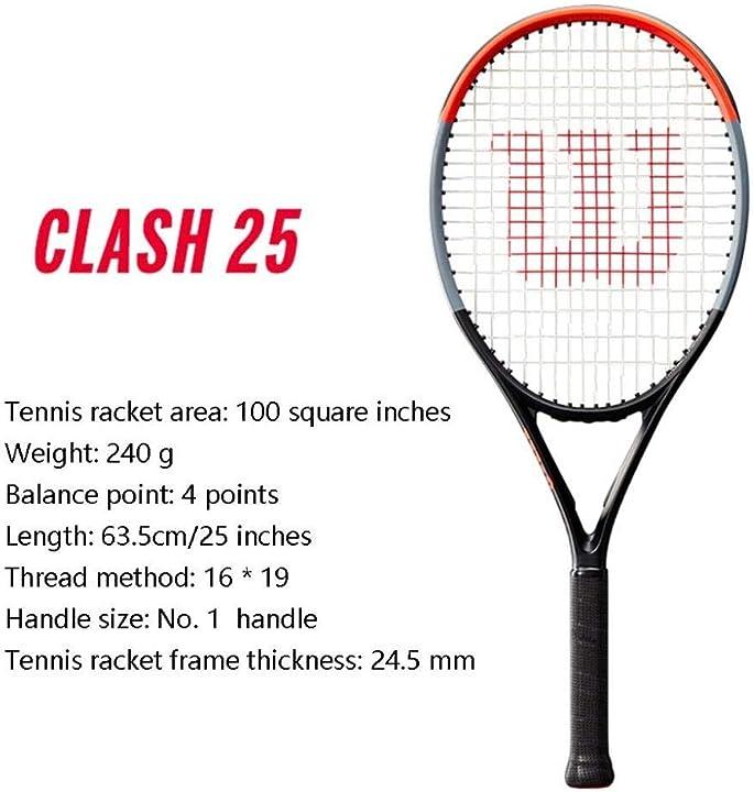 Racchetta da tennis wilson hengyue B083JFVZKH
