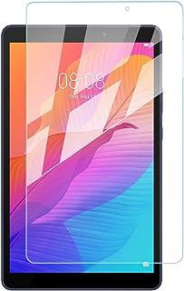 Huawei MatePad T8 フィルム 8インチ Freesun 日本旭硝子製 硬度9H Huawei MatePad T8 ガラスフィルム 2.5D ウンドエッジ加工 強化ガラス 高透過率 耐指紋 自動吸着 撥油性 保護フィルム